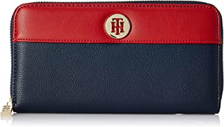 Tommy Hilfiger Women's Wallet (Navy)