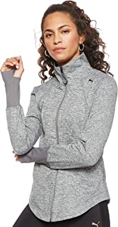 PUMA Women's Studio Knit Jacket