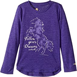Carhartt Kids - Force Follow Your Dreams Tee (Little Kids)