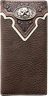 Best western style leather wallets Reviews