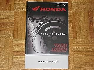 Best 2003 honda rincon 650 manual Reviews