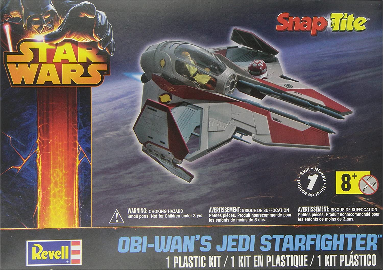 venta de ofertas Estrella Wars Obi-Wan's Jedi Estrellafighter Estrellafighter Estrellafighter Model Kit  tomar hasta un 70% de descuento