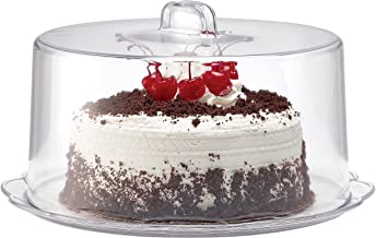 Better Houseware 885 Baking Cake Cover Set, Large, Clear