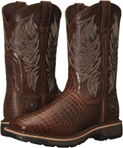 Ariat Workhog Wide Square Toe