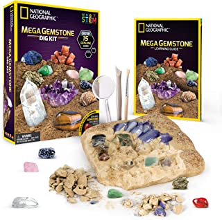 Best mega gemstone dig kit Reviews