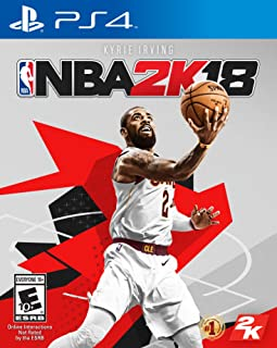 NBA 2K18 Early Tip-Off Edition - PlayStation 4