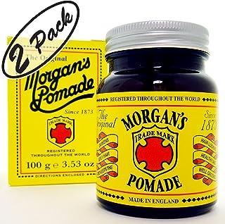 "MORGAN'S POMADE""The Original"" Simply takes the grey away! 3.53 oz (100 g) - 2PACK"