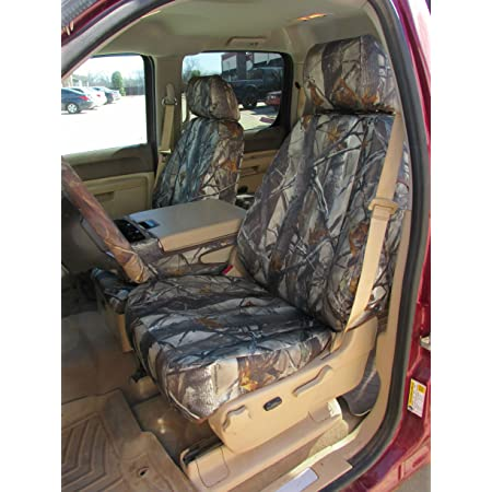 Covercraft Regular Custom Front Row Seat Cover Protector for Chevy 03-05 Tahoe