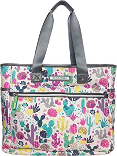 Cactus Critter Travel Tote Bag