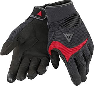 Dainese Desert Poon D1 Unisex Gloves (XX-Large) (Black/RED)