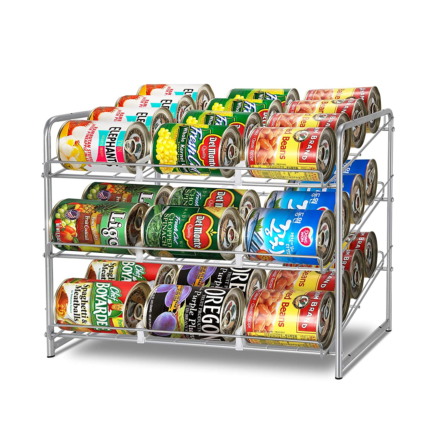 Stackable Can Storage