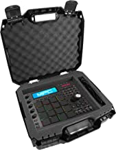 Casematix ArmorXL 17 inch Carry Case Compatible with KeyPad Drum Controllers by Akai Professional Mpd218, Apc Mini, Mpx16, Mpd18, Mpc Studio Black, MPpc Element, MidiMix Tom Cat or Rhythm Wolf