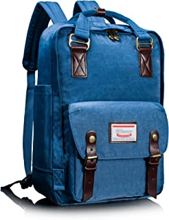 Leaper Extra Lightweight Casual School Backpack Cool Travel Daypack Laptop Bag