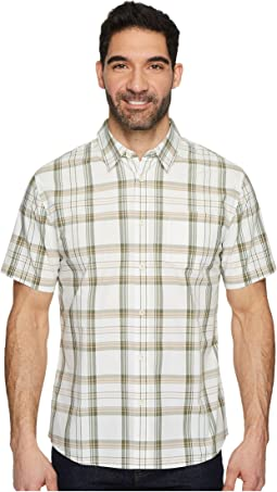 Acotz Lines Short Sleeve Shirt