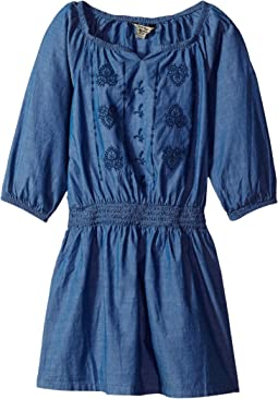 Lucky Brand Kids - Amanda Chambray Dress (Big Kids)