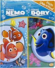 Disney Pixar - Finding Nemo and Finding Dory - First Look and Find - PI Kids