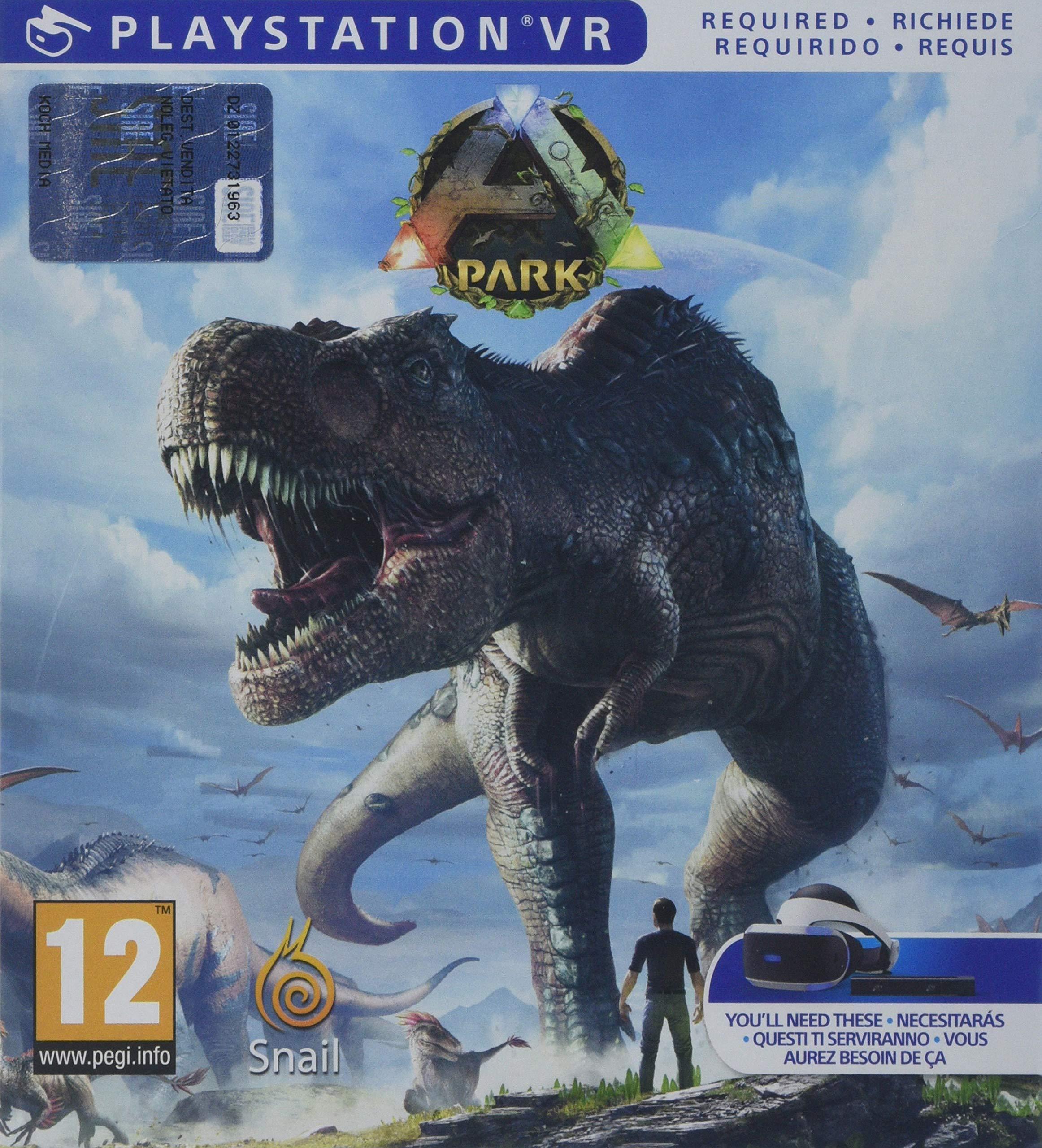 Ark Park - Edición Estándar [Ingles]: Amazon.es: Videojuegos