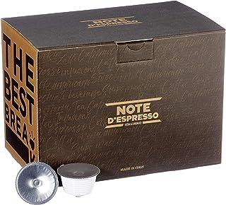 comprar comparacion Note D'Espresso - Cápsulas de sopa de tomate con especias mexicanas, 14g (caja de 30 unidades) Exclusivamente Compatibles...