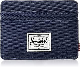 Herschel Charlie Unisex Wallet, Navy Blue