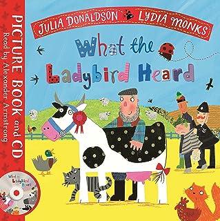 What the Ladybird Heard: Book & CD