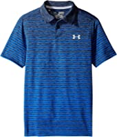 Under Armour Kids - Trajectory Stripe Polo (Big Kids)