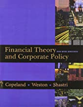 Best financial theory and corporate policy Reviews