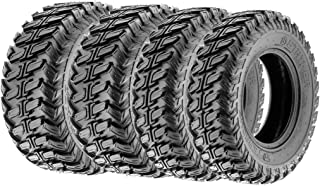 TERACHE Stryker Premium 28x9-14 & 28x11-14 ATV UTV All Terrain 8 PR Tubeless Tires, [Set of 4]