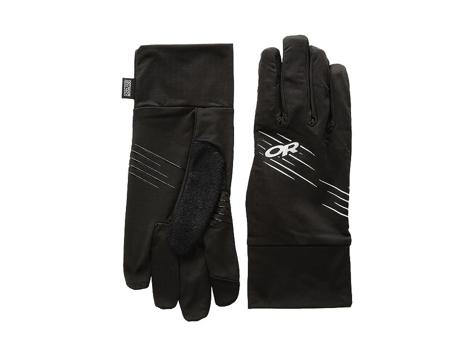 Outdoor Research Surge Sensor Gloves (Black) Ski Gloves