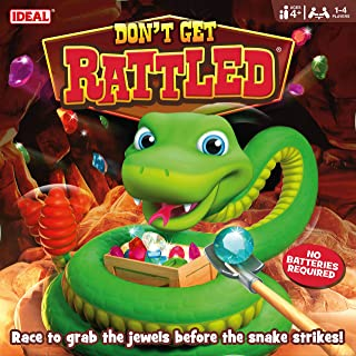 Ideal 10818 Don't Get Rattled Action Game