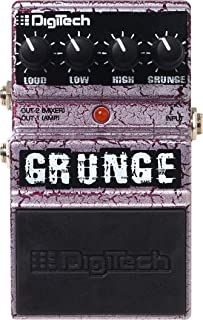 digitech dgr grunge analog distortion pedal