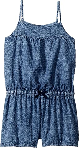 Lucky Brand Kids - Dyan Romper (Big Kids)