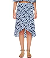 Show Me Your Mumu - Panama Wrap Skirt