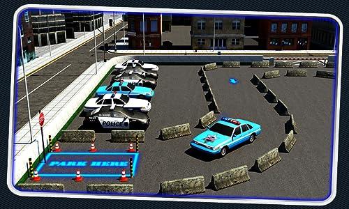 『Police Car Parking 3D』の3枚目の画像