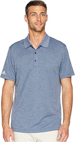 Performance Heather Polo