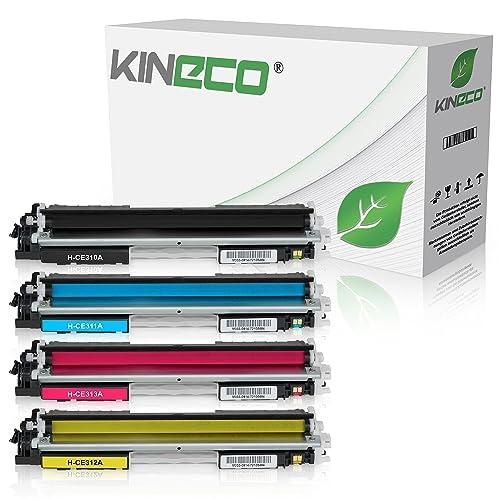 Eurotone Patrone YELLOW für HP LaserJet CP-1025-Color Pro M-275-a M-275-nw