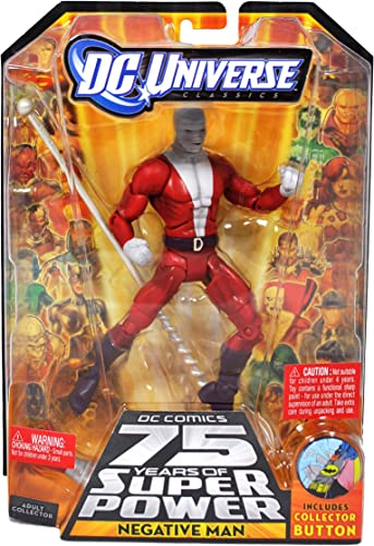 DC Universe Classics 13 Negative Man Trigon-Teil 1