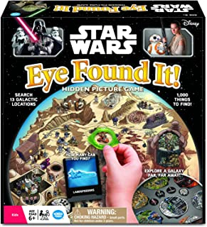 Star Wars Eye Found It! Board Game