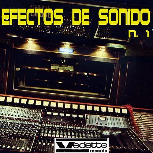 Efectos de Sonido No. 1