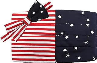 Best american flag bow tie and cummerbund Reviews