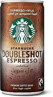 Starbucks Liquid Doubleshot Espresso Coffee - 200 ml