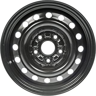 "Dorman 939-194 Steel Wheel (15x6.5""/5x114.3mm),Black"