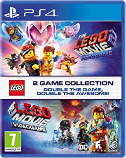 LEGO Movie 2-Game Collection (PS4)