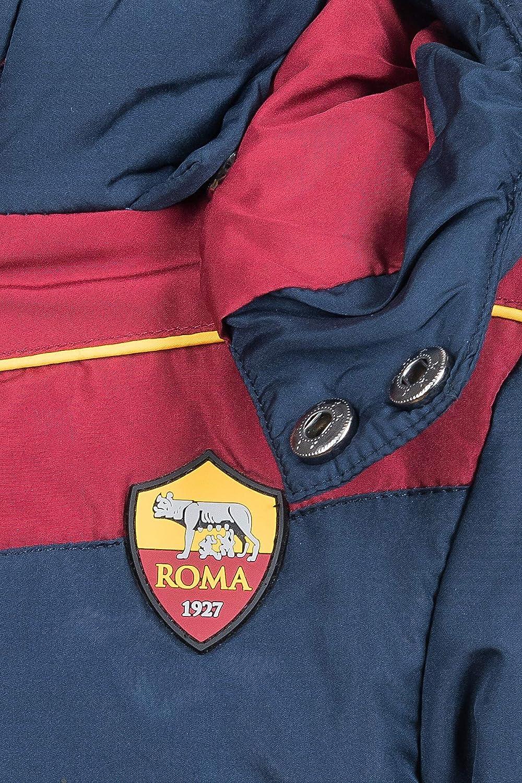 AS Roma Giacca A Vento Baby Bicolore Giacca a vento Bimbo 0-24