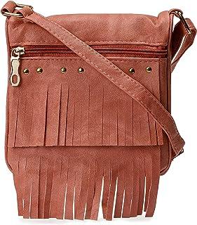 Kleio Designer Frings Small Sling Bag for Girls