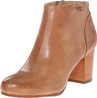 حذاء Ciera Shootie، جلد بيج عتيق قابل للسحب، 6. 5 M US