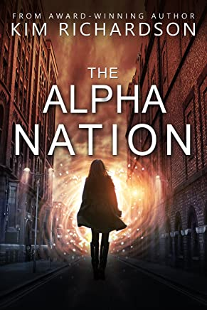 The Alpha Nation (Mystics Book 2) (English Edition)