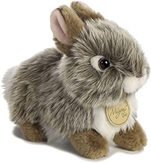 "Aurora - Miyoni - 7"" Baby Bunny - Grey"