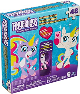 Games 6045565 Fingerlinge Puzzle gemischte Farben