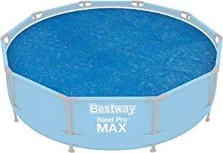 Bestway - Cubierta solar para piscina, 3,04 m