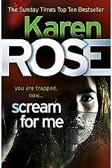 Scream For Me (The Philadelphia/Atlanta Series Book 2) Kindle Edition